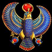 Horus Symbol On Book Of Dead