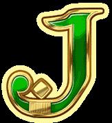 J Symbol On Book Of Dead