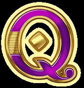 Q Symbol On Book Of Dead